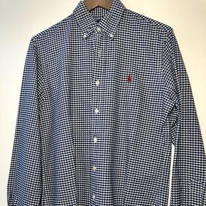 Polo Ralph Lauren Shirt (navy blue checked)